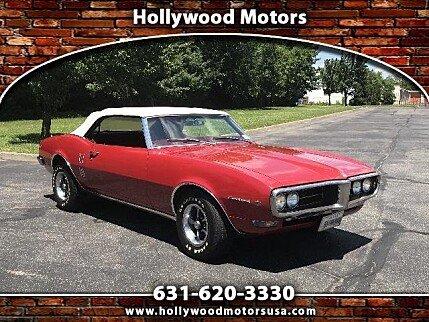 1968 Pontiac Firebird for sale 100881642