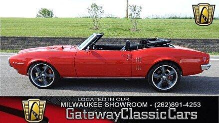 1968 Pontiac Firebird for sale 100921784