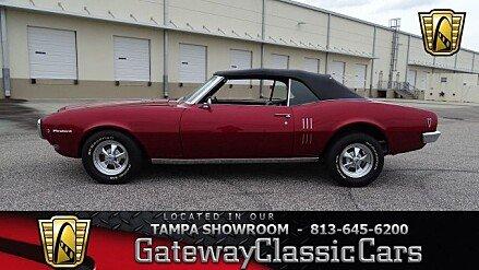 1968 Pontiac Firebird for sale 100945980