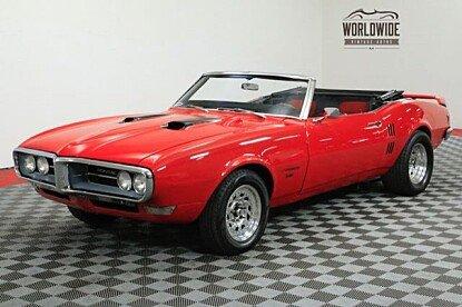 1968 Pontiac Firebird for sale 100954777