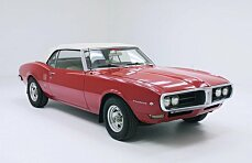 1968 Pontiac Firebird for sale 100960671
