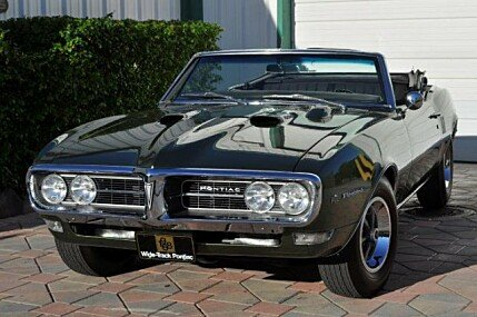 1968 Pontiac Firebird for sale 100974527