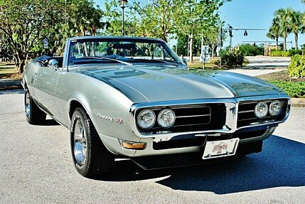 1968 Pontiac Firebird for sale 100975082