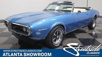 1968 Pontiac Firebird for sale 100975637
