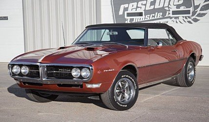 1968 Pontiac Firebird for sale 100984284