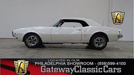1968 Pontiac Firebird for sale 101012617