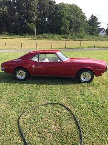 1968 Pontiac Firebird for sale 101031306