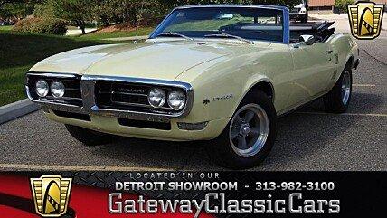 1968 Pontiac Firebird for sale 101035723