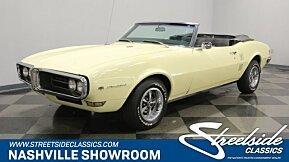 1968 Pontiac Firebird for sale 101036241