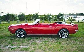 1968 Pontiac Firebird Convertible for sale 100991142