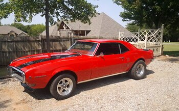 1968 Pontiac Firebird Coupe for sale 101002161
