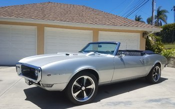 1968 Pontiac Firebird Convertible for sale 101006114