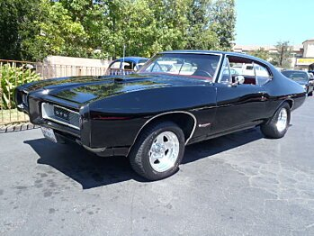 1968 Pontiac GTO for sale 100736785
