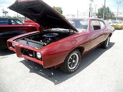 1968 Pontiac GTO for sale 100780450