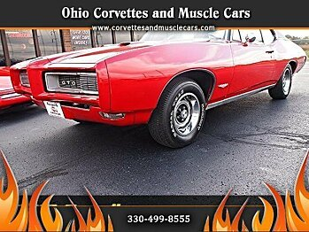 1968 Pontiac GTO for sale 100734940