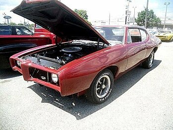 1968 Pontiac GTO for sale 100780450