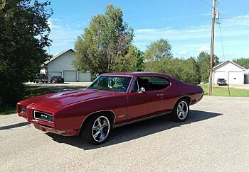 1968 Pontiac GTO for sale 100791982