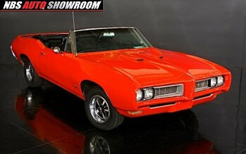 1968 Pontiac GTO for sale 100869886