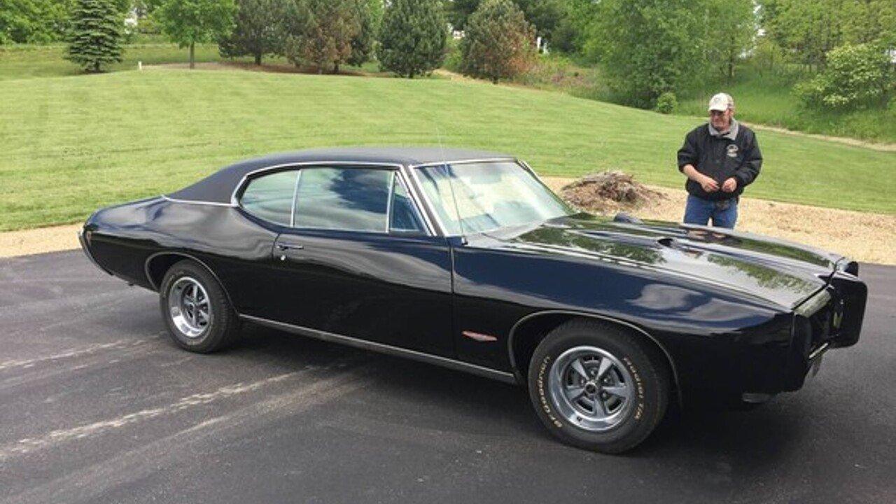 1968 Pontiac GTO for sale near LAS VEGAS, Nevada 89119 - Classics on ...
