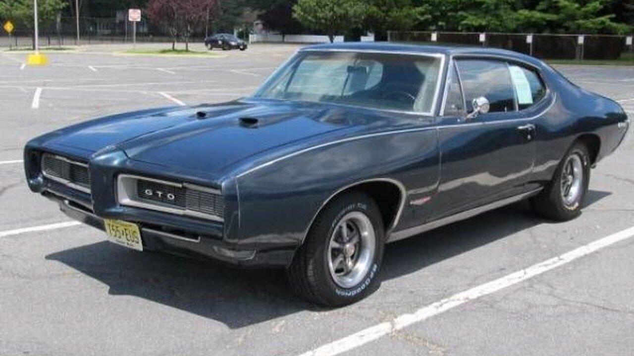 1968 pontiac gto for sale near cadillac michigan 49601 classics on autotrader. Black Bedroom Furniture Sets. Home Design Ideas