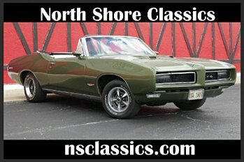 1968 Pontiac GTO for sale 100891319