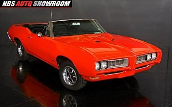1968 Pontiac GTO for sale 100931417