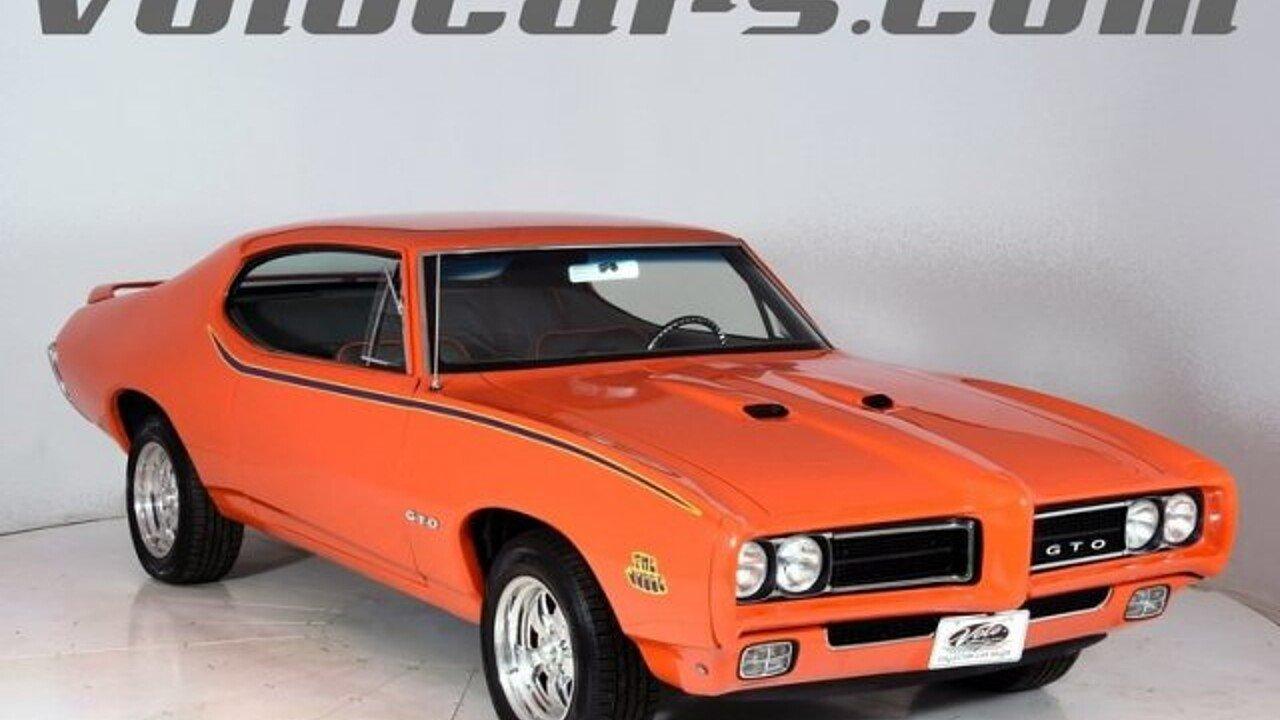 1968 Pontiac GTO for sale near Volo, Illinois 60073 - Classics on ...