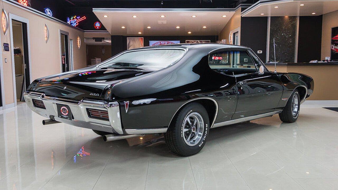 1968 Pontiac GTO for sale near Las Vegas, Nevada 89138 - Classics on ...