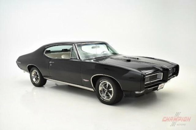 1968 Pontiac GTO For Sale 100930083