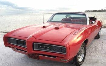 1968 Pontiac GTO for sale 100924545