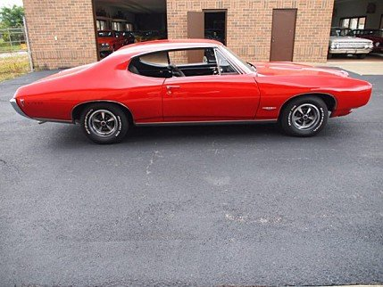 1968 Pontiac GTO for sale 100780431