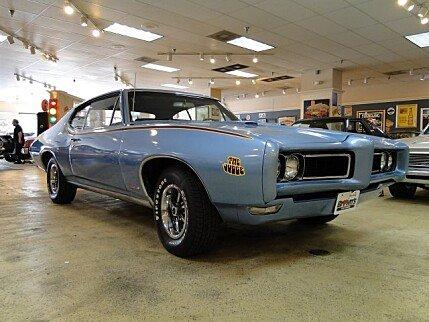 1968 Pontiac GTO for sale 100874212