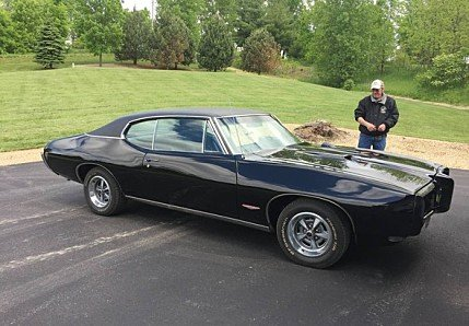 1968 Pontiac GTO for sale 100878291