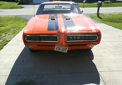 1968 Pontiac GTO for sale 100882175