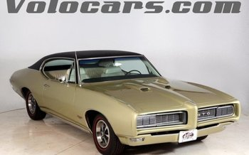 1968 Pontiac GTO for sale 100889339