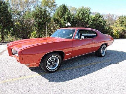 1968 Pontiac GTO for sale 100903435