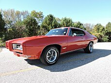 1968 Pontiac GTO for sale 100903435