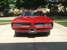 1968 Pontiac GTO for sale 100905340