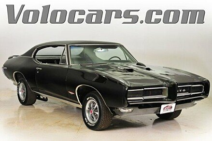1968 Pontiac GTO for sale 100924523