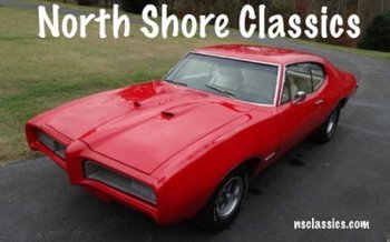 1968 Pontiac GTO for sale 100929366