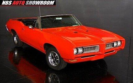 1968 Pontiac GTO for sale 100931417