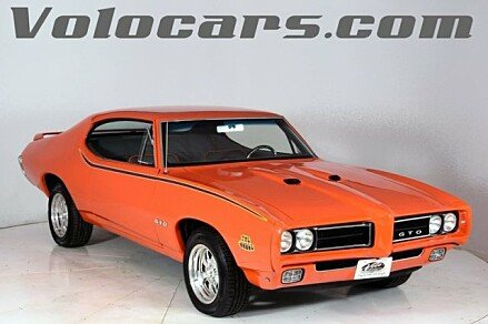 1968 Pontiac GTO for sale 100931551