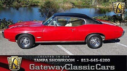 1968 Pontiac GTO for sale 100950410