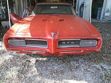 1968 Pontiac GTO for sale 100951860