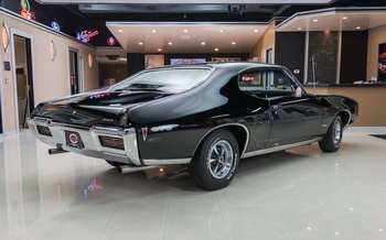 1968 Pontiac GTO for sale 100956429