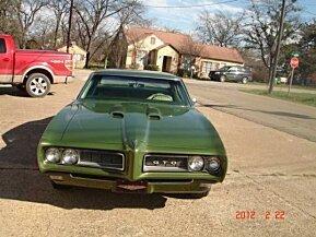 1968 Pontiac GTO for sale 100957908