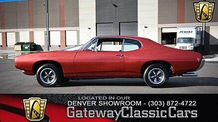 1968 Pontiac GTO for sale 100965388
