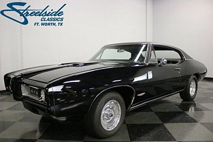 1968 Pontiac GTO for sale 100966409