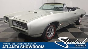1968 Pontiac GTO for sale 100975842