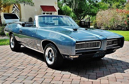 1968 Pontiac GTO for sale 100981670
